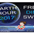 Earth Hour Poster 2017 newsfeed
