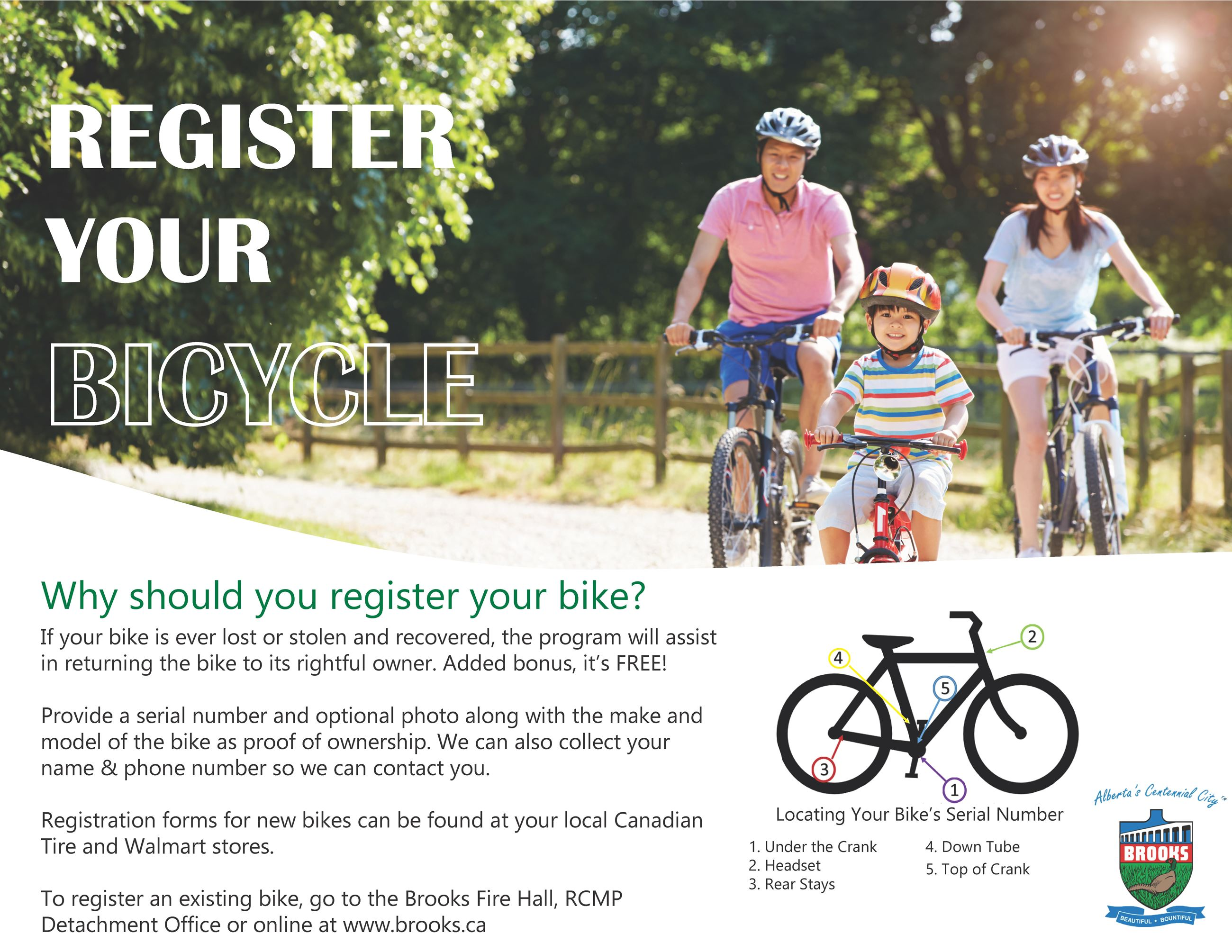 Bike Registration