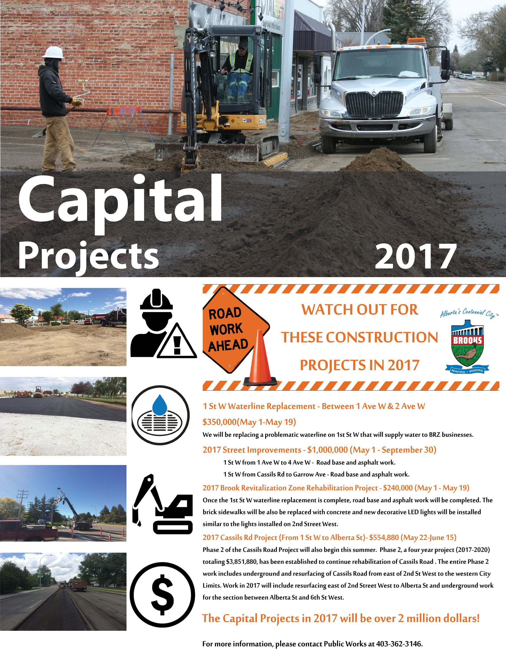 Capital Projects 2017