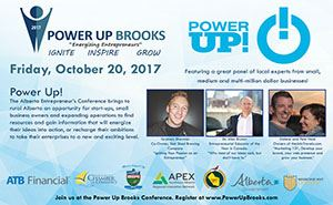 Power Up Conference newsfeed