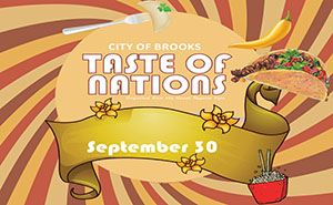 Taste of Nations newsfeed