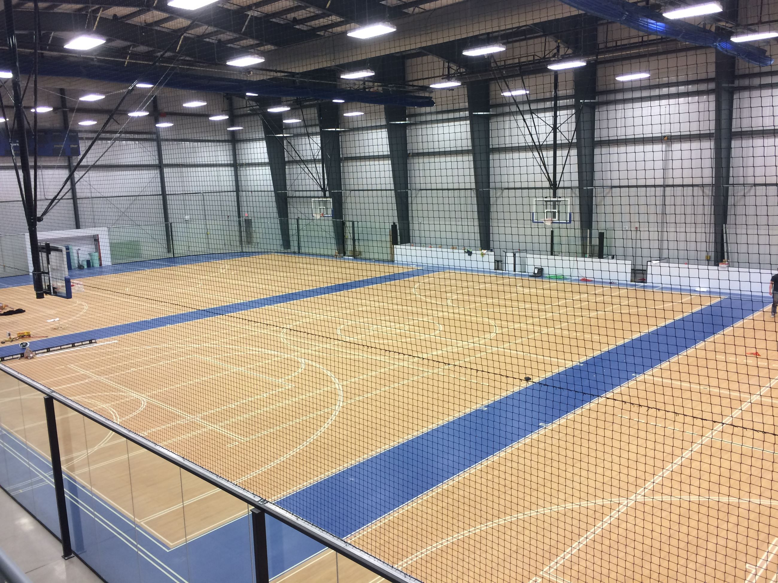 Fieldhouse Courts