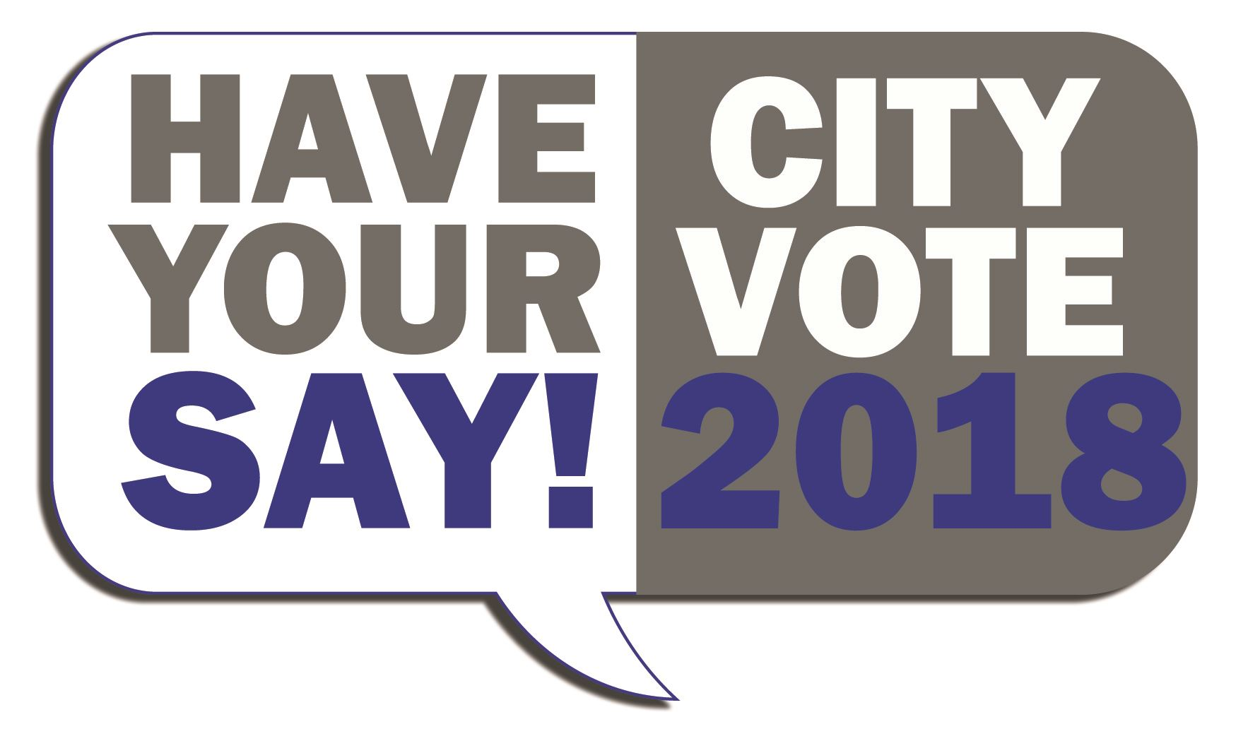 Have Your Say Election 2018