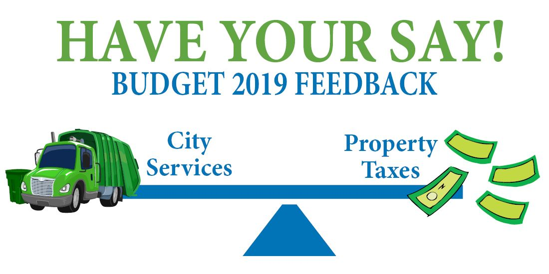 Have your say website