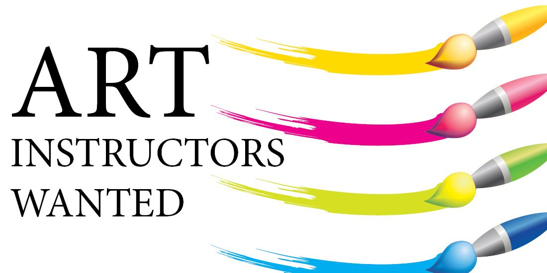 art instructors wanted