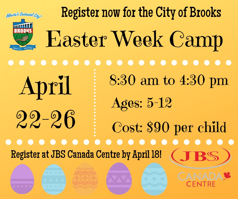 FB Post for Easter Week Camp 2019