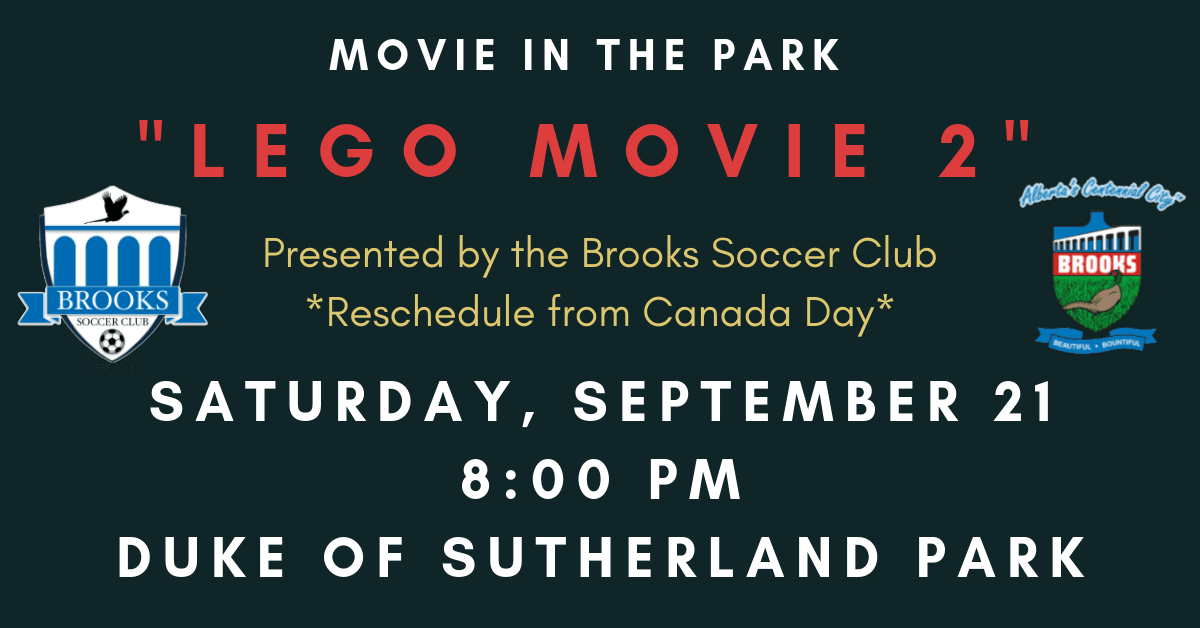 Movie in the Park Title Page September 2019
