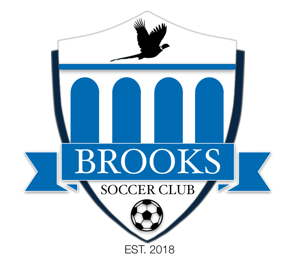 Transparent Brooks Youth Soccer Logo