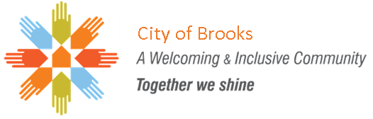 City of Brooks A Welcoming and Inclusive Community Together We Shine