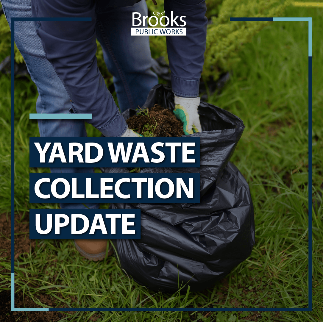 2021 Yard Waste Collection Update