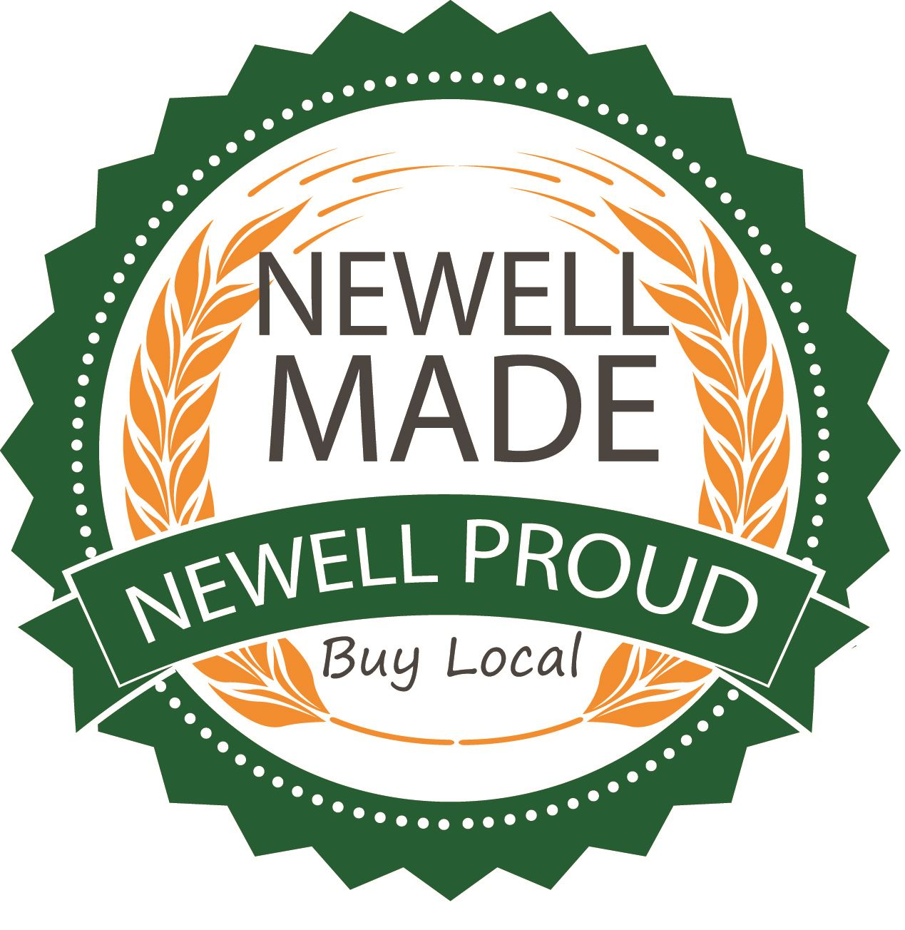 Artisan Stickers - Newell Made Newell Proud