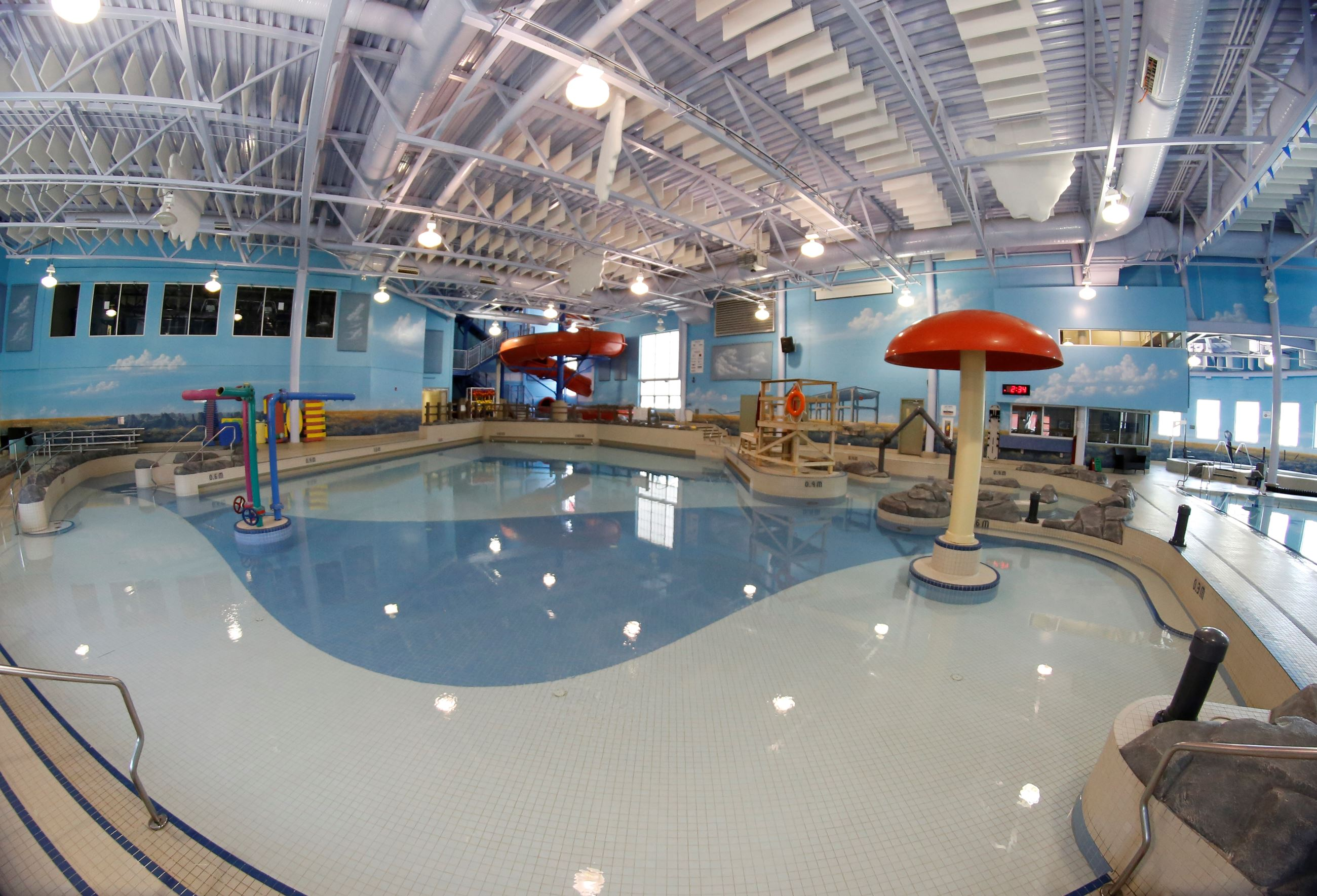Eid Aquatic Centre Brooks Ab